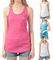 Ladies Brave Soul Vest Camisole Racer Back Gym Sports Muscle Summer Tank Blouse