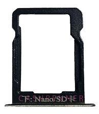SD SIM Halter G Speicher Karten Schlitten Memory Card Tray Huawei Ascend Mate 7