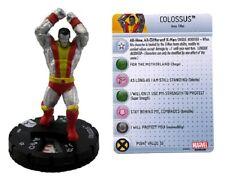 Marvel heroclix uncanny x-men-colossus #001
