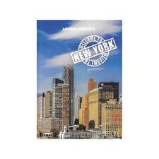 Agenda Scolaire 2020-2021 - 17x12 cm - Multilingue - City Welcome To New York