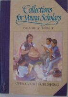 Collections for Young Scholars: Book 1 (Collections for Young Scholars , Vol 5,
