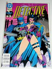 DETECTIVE COMICS BATMAN #653  WITH THE HUNTRESS BATTLING TERRORISTS