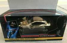 James Bond Corgi 40th Anniversary Die Another Day Gold Aston Martin V12 Vanquish