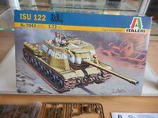 Modelkit Italeri ISu 122 on 1:72 in Box