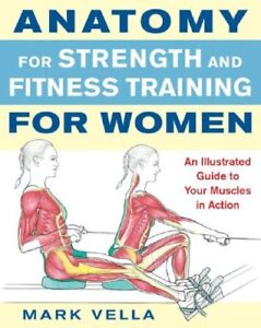 Anatomy for Strength and Fitness Training for Wome