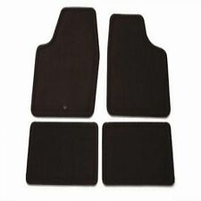 2006-2013 Chevy Impala Front & Rear Replacement Floor Mats Black by GM 25795457