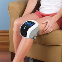 The Triple Therapy Knee Pain Relief Raycome LED Light Therapy Compression