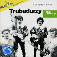 Trubadurzy - Zlota Kolekcja [New CD]