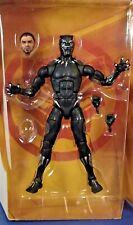 """Marvel Legends BLACK PANTHER 6"""" T'Challa figure -LOOSE NO Okoye BAF MCU Avengers"""