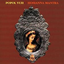 POPOL VUH - HOSIANNA MANTRA REMASTERED CD (NEW/SEALED)