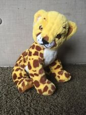 Little Brownie Bakers GIRL SCOUT Cookies Promo Plush Stuffed Animal Leopard