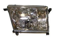 Front Headlamp/Headlight L/H For Toyota Landcruiser HDJ100 4.2TD Upto>5/2005