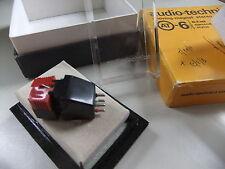 HIFI Turntable AUDIO TECHNICA AT-6 moving magnet diamond STYLUS & cartridge  .17