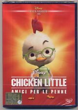 CHICKEN LITTLE Disney - DVD repack 2015 edicola sigillato NO cartoncino 478