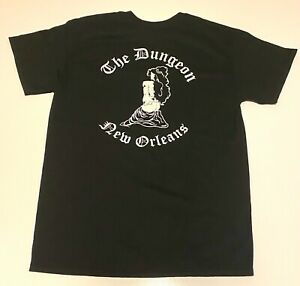 The Dungeon New Orleans NOLA Shirt Size Medium