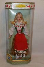 ♥♥ Barbie Doll of the Worlds - Swedish / Schwedisch 1999 / 24672  ♥♥E8