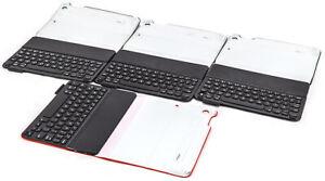 Mixd 4x Logitech Y-R0044 iPad Air Bluetooth Wireless Ultrathin Keyboard Folio i5