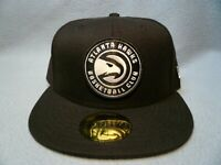 New Era 59fifty Atlanta Hawks Basketball Club BRAND NEW Fitted cap hat ATL NBA