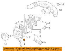 SUBARU OEM 15-16 Legacy Air Cleaner Intake-Air Cleaner Body Cushion 46022AL01A