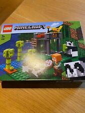 Lego Minecraft The Panda Nursery 21158 BRAND NEW UNOPENED FREE P&P