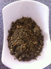 Authentic Palestinian Zatar/ Za'atar Spice Blend Thyme Mix  100g GREEN ZAATAR