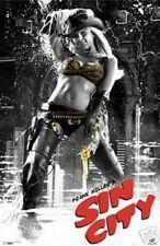 Sin City Nancy Stripping Movie Poster Jessica Alba
