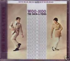 THE ROCK-A-TEENS - Woo-Hoo & Other Classics 34 Songs CD