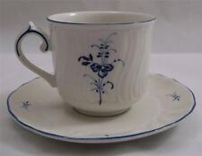 Villeroy & and Boch VIEUX OLD LUXEMBOURG espresso cup and saucer