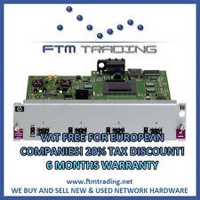 HP ProCurve J4878B Module XL Used 4x SFP gigabit ports for 5300XL series switch