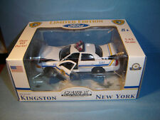 Gearbox Kingston New York Police Car1/43 Scale Premier Edition