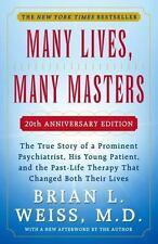 Many Lives, Many Masters : The True Story of a Pro
