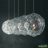 New Tom Dixon Etch Web LED Pendant light Lamp Chandelier Ceiling Light Diamond