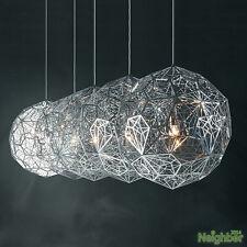 New Tom Dixon Etch Web LED Pendant light Lamp Chandelier Ceiling Light Diamond