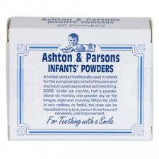 ASHTON & PARSONS INFANTS POWDERS 20 SACHETS