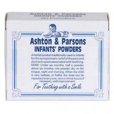 ASHTON & PARSONS INFANTS POWDERS 20 SACHETS