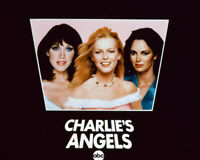 Charlie's Angels ABC Tanya Roberts Jaclyn Smith Cheryl Ladd 8x10 photo title