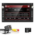 "7"" UI 2 DIN Car Radio DVD Player GPS Stereo for VW B5 MK4 MK5 Golf Passat Jetta"