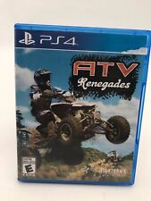 ATV Renegades PS4 Video Game