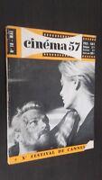 Rivista per Lettera Cinema N°18 Mai 1957 ABE