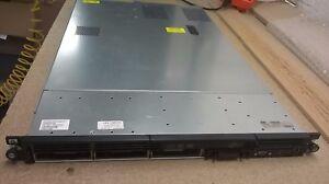 HP Proliant DL360 G7 with 1 x E5640, 18G DDR3, P410i RAID w/ 512M cache
