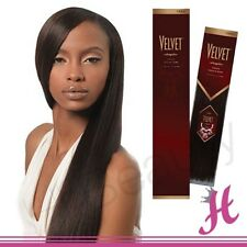 Outre Velvet Virgin Indian Remi Wet And Wavy 100 Human Hair 18 16