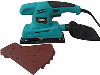 HEAVY DUTY 180W ELECTRIC DETAIL PALM SANDER SHEET SANDING