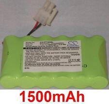 Batterie 1500mAh type 150AAM6BMX BAT00023 Pour VeriFone Nurit 2085U,  2090