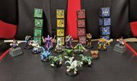Yu-Gi-Oh Dungeon dice Monsters 16 SET Yugi Figure Monster Blue Eyes White Dragon