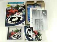 Jeu PC VF Big Box  F1 2000  complet  Envoi rapide et suivi