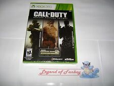 * New * Sealed * Call of Duty: Modern Warfare Trilogy - Microsoft Xbox 360 - USA