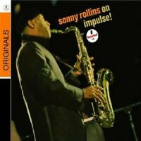 "SONNY ROLLINS ""ON IMPULSE"" CD DIGIPACK NEW"