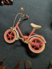 Pink  kids bike for renovation
