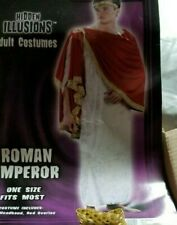 Roman Empire Adult Male Toga One Size Fits All