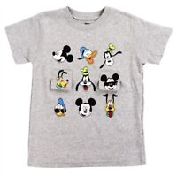 Disney Mickey Mouse Toddler T-shirt 2T, 3T & 4T